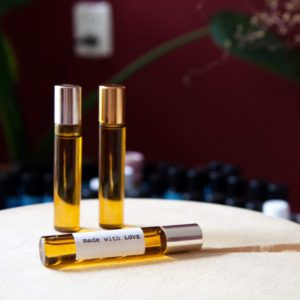 Natural Perfume Creation (Daša Kokole)