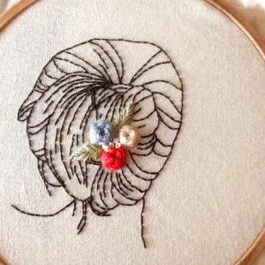 Intermediate Embroidery