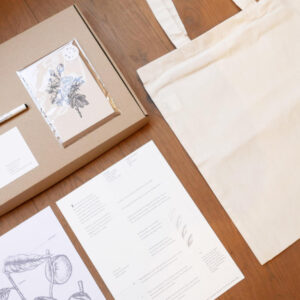 Botanical Tote Kit